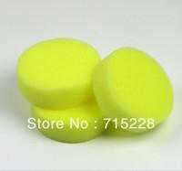 Car sponge waxing sponge car wash sponge blank waxing sponge Free Shipping B195