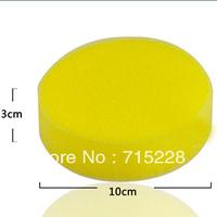Car wax waxing sponge circle sponge 12 Free Shipping B195