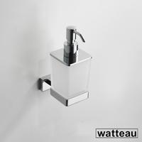 Fashion wall soap dispenser hand sanitizer bottle shower room shower gel bottle soap bottle