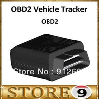OBD II Vehicle GPS tracker Realtime GSM GPRS GPS Tracker OBD II car gps tracking system GPS+Free shipping