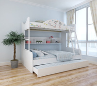 ikazz wholesale bunk beds 1.2 m / 1.5 m height crib mattress House Furniture -112 port to port by sea