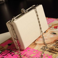 Hot!2013 new retro clutch purse cosmetic bag phone package mini handbag candy color