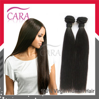 Straight virgin peruvian hair 3pcs lot 12-28 inch Rosa hair products virgin remy human hair extension bundles, DHL free shipping