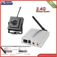 2.4G Wireless receiver or camera Radio AV Receiver  1pcs
