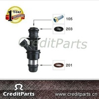 Free Shipping Electronic Fuel Injector Parts CF-008 Fuel Injector Service Repair Kits  For fuel Injector 25360875