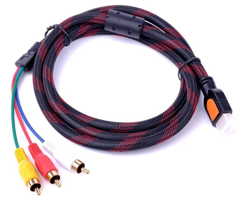 Hdmi Rca Splitter Cable Hdmi Male Cable Splitter