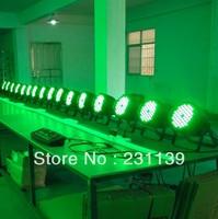 6Pcs/Carton Free Shipping 8 Channels Hot-sell DJ Stage Performance LED Par 54x3W Spot Light