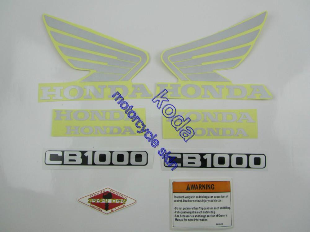 Наклейки для мотоцикла CB1000 1993 наклейки для мотоцикла 2 52