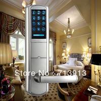 Intelligent LED  touch screen PIN code door lock    ET916pw