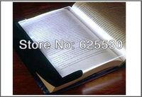 LED Reading Light Wedge Panel Book Light Paperback Night - Sample