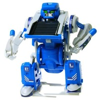 free shipping 3 in 1 Solar Robot DIY assembling toys/children educational solar kid toys