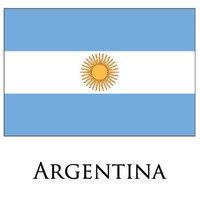 2pcs/lot Bandera de Argentina Flag of Argentina 3 X 5 feet national country flag,Argentinian flag 90x150CM Argentine flag