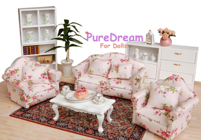 Мебель Для Кукол Гостиная Москва