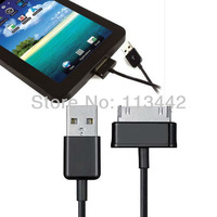 "Free shipping USB 2.0 Data Sync Tranfer charger Cable For Samsung Galaxy Tab 10.1"" 7.7"" 8.9"" 7"" Tab 2 Galaxy Note 10.1 N8000"