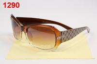 2013 women's star style sunglasses fashion vintage   elegant small box classic anti-uv glasses
