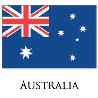 2pcs/lot Aussie Flag Flag of Australia 3 X 5 feet national country flag Australian Blue Ensign 90x150CM  Australia national flag