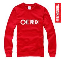 Free shipping Luffy pullover sweatshirt