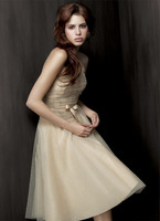 Bridesmaid dress short 2013 star design fashion formal dress bride tube top evening dress party dresses