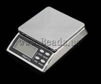 Free shipping!!!Digital Pocket Scale,DIY,Jewelry DIY, 105x72x28mm, Sold By PC