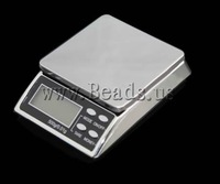 Free shipping!!!Digital Pocket Scale,Luxury, 105x72x28mm, Sold By PC