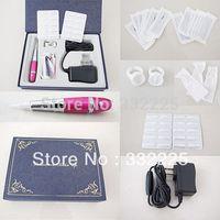 Permanent Makeup Eyebrow Pen Needle cap Make up Machine  Kit  30 Needles 30  Tips (Caps)