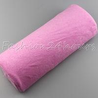 New Pink Soft Hand Cushion Pillow Nail Art Manicure Tool Art