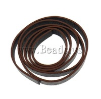Free shipping!!!Leather Cord,fantasies for womens, snakeskin pattern, black, 10x2mm, Length:Approx 20 m, 20Strands/Bag