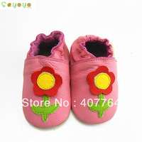 Guaranteed 100% soft soled Genuine Leather baby shoes BP101