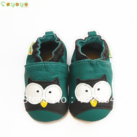 Guaranteed 100% soft soled Genuine Leather baby shoes BP106