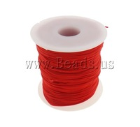 Free shipping!!!Nylon Cord,Kawaii,, red, 1mm, Length:Approx 100 Yard, Sold By PC