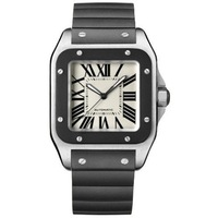 FREE SHIPPING Santos 100 Mens Watch W20121U2 watches