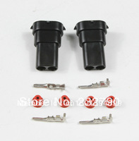 2x H8 H9 H10 H11 880 Male connector HID Plug socket waterproof New Free Ship #2026*2