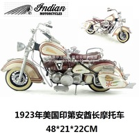Metal crafts motorcycle handmade iron motorcycle model