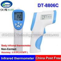 Non-Contact Body IR Infrared Laser Backlight LCD Digital Temperature Gun Sight