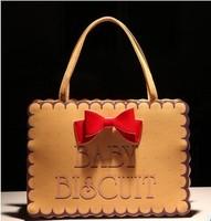Baby lolita vivi amo zipper biscuits bag handbag