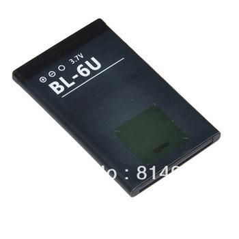 AAA Grade Quality Free Shipping Mobile Battery Li-ion Batteries BL-6U For Nokia 8820 8820E 8830E