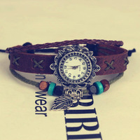 Free Shipping National Featured women's trend watch