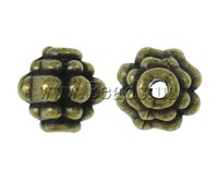 Free shipping!!!Zinc Alloy Jewelry Beads,Exquisite, Lantern, antique bronze color plated, nickel, lead & cadmium free, 8x8mm