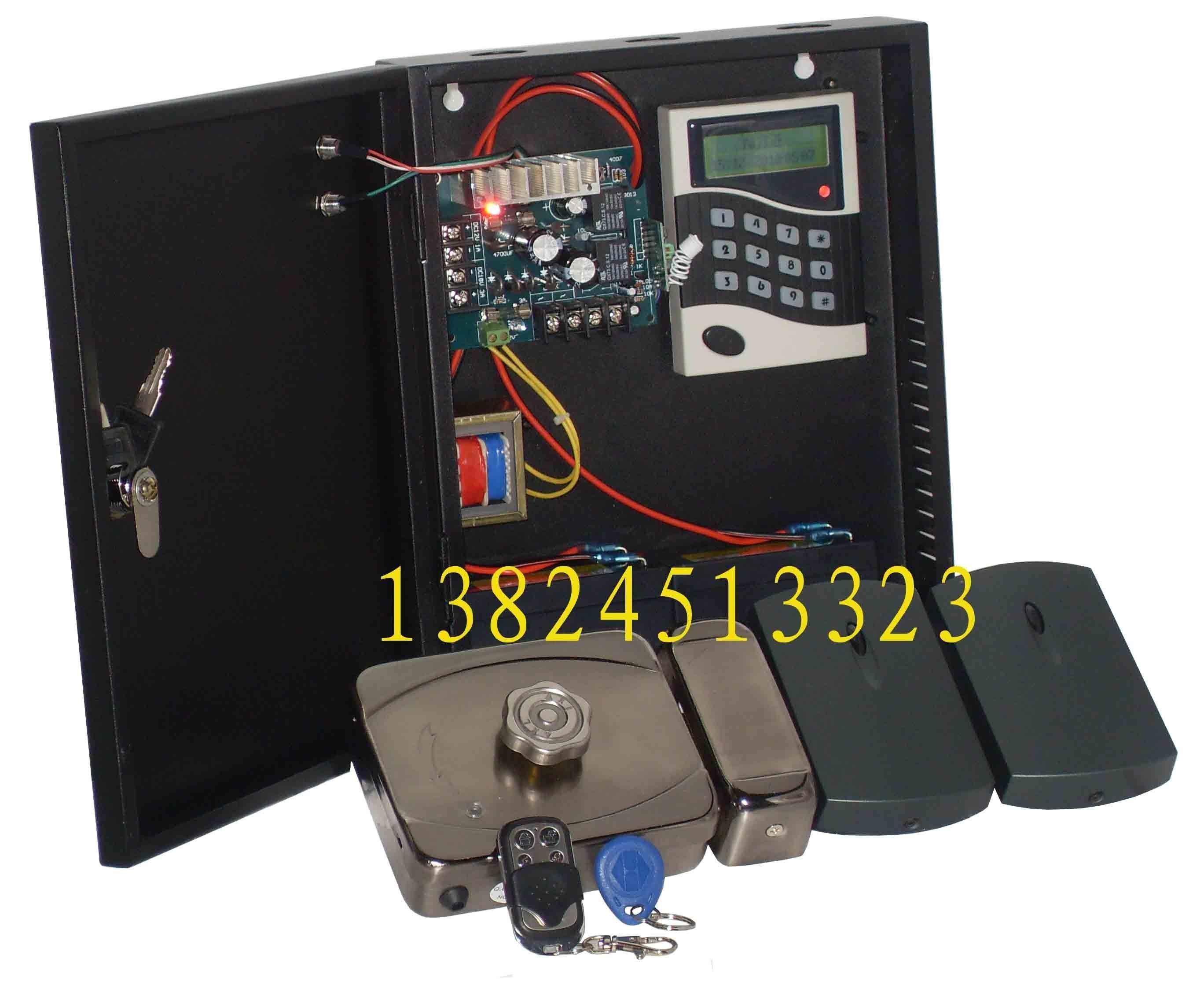 Standard intelligent access control(China (Mainland))