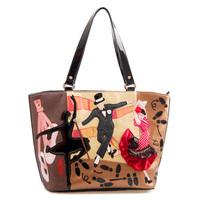 2014 Special Offer Limited Cell Phone Pocket Zipper Totes Hard Bolsas Women Handbags Braccialini Women's Bag Color Block Handbag