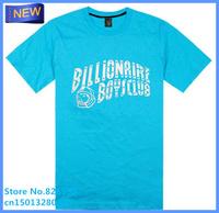 Free Shipping Brand BBC Cheap BILLIONAIRE BOYS CLUB men's summer Round neck fashion tshirt 100% cotton Casual tee