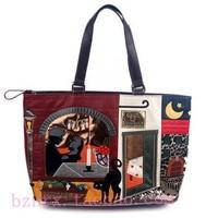 2014 Hot Sale Bolsas Bolsa free Shipping, Bag Women's Handbag Romantic Lover, Braccialini Bags Shoulder Bag, Women Messenger