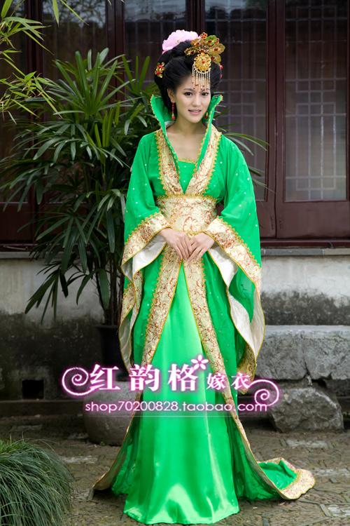 Tang dynasty royal clothing