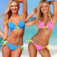 Free shipping 2013 new arrival hot bikini lady swimwear women swimsuit on sale