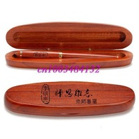 Exclusive custom business gift pen set mahogany practical to send customers to send  Teacher Gift Ideas free shipping