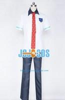 New Arrival Free ! Iwatobi Swim Club Ryuzagaki Rei School Uniform Short Cosplay Costume