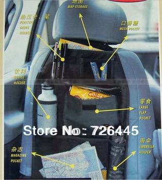 Free Shipping New car Multi purpose vehicles seat back bag/seat back hang bag/debris pockets / automotive supplies pouch 1pcs
