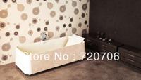 Fashion rectangle bathtub