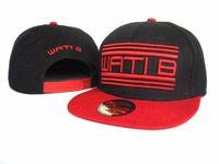 WATI B Snapback caps leopard men's classic adjustable hats WA24 top quality Freeshipping !