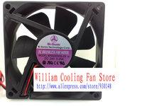 Original Bry BI-SONIC BP802524HL-03 24V 0.25A 8CM 8025 2 wires fan